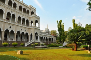 Aga Khan Palace: As prisons go, quite a pleasant one