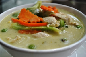 Green chicken curry: One very good reason for visiting Bangkok