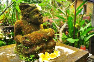 The desire for harmony and beauty is everywhere in Ubud